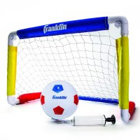 "FRANKLIN 24"" KIDS SOCCER GOAL & BALL SET"
