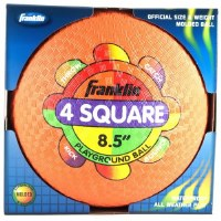 FRANKLIN 4 SQUARE   PLAYGROUND BALL