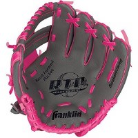 "FRANKLIN BASEBALL GLOVE 9.5"" TEEBALL"