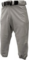 FRANKLIN BASEBALL PANTS YOUTH MED GREY