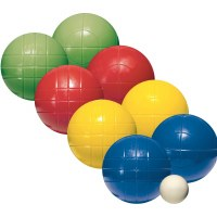 FRANKLIN BOCCE SET INTERMEDIATE 100MM