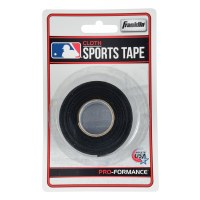 FRANKLIN CLOTH SPORTS TAPE BLACK 10 YARD