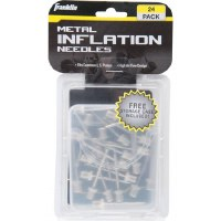 FRANKLIN INFLATION NEEDLES 24ct W/CASE
