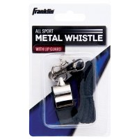 FRANKLIN METAL      WHISTLE W/LANYARD