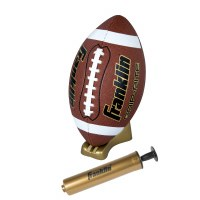 FRANKLIN OFFICIAL FOOTBALL W/TEE & PUMP
