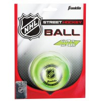 FRANKLIN STREET HOCKEY BALL GLOW IN DARK