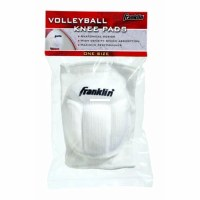 FRANKLIN VOLLEYBALL KNEE PADS WHITE