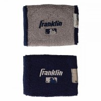 FRANKLIN WRISTBANDS 2CT BLK/GRAY