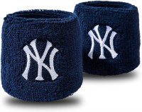 """FRANKLIN YANKEES WRISTBANDS 2ct 2,5"""""""