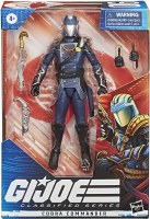 GI JOE CLASSIFIED COBRA COMMANDER 6""