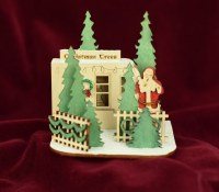 GINGER COTTAGES CHRISTMAS TREE LOT