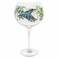GINOLOGY COCKTAIL GLASS KINGFISHER