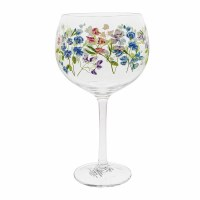 GINOLOGY COCKTAIL GLASS SWEET PEA