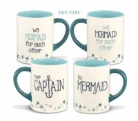 GRASSLANDS MUG SET COASTAL