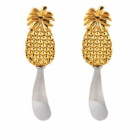 GRASSLANDS PINEAPPLE SPREADERS SET/2