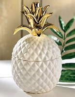 GRASSLANDS ROAD PINEAPPLE JAR