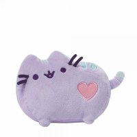 "GUND PUSHEEN 6""     PURPLE"