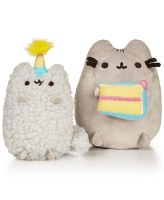 GUND PUSHEEN BIRTHDAY COLLECTIBLE