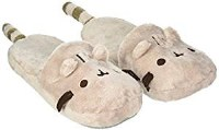 GUND PUSHEEN        SLIPPERS