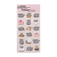 GUND PUSHEEN        STICKERS