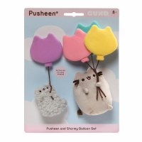 GUND PUSHEEN & STORMY BALLOON SET