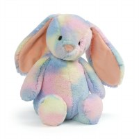"""GUND THISTLE EASTER BUNNY 15"""""""