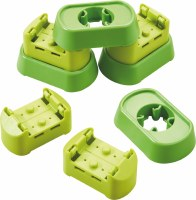 HABA KULLERBU CONNECTORS & BASE
