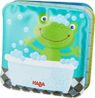 HABA MINI BATH BOOK FRITZ THE FROG