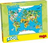 HABA PUZZLE WORLD MAP