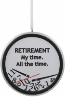 HALLMARK ORNAMENT   RETIREMENT