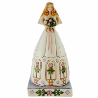 HEARTWOOD CREEK     BRIDE FIGURINE