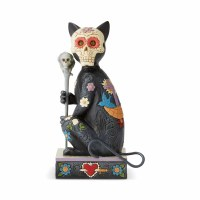 HEARTWOOD CREEK DAY OF THE DEAD CAT