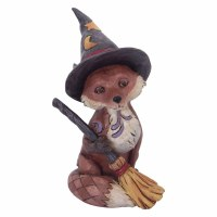 HEARTWOOD CREEK FOX IN WITCH HAT