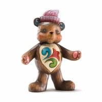 HEARTWOOD CREEK MINI TEDDY BEAR