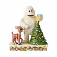 HEARTWOOD CREEK RUDOLPH W/BUMBLE & TREE