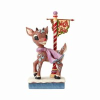 HEARTWOOD CREEK RUDOLPH W/NORTHPOLE