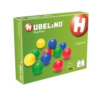 HUBELINO SET OF 12 MARBLES