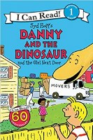 I CAN READ BOOK DANNY & THE DINOSAUR