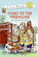 I CAN READ BOOK GOING TO THE FIREHOUSE