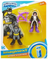 IMAGINEXT BATMAN & HUNTRESS