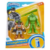 IMAGINEXT BATMAN & SWAMP THING