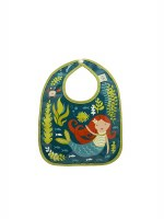 ISLA MERMAID SET/2 BIBS