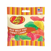 JELLY BELLY 2.8oz FISH CHEWY CANDY