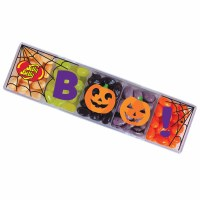 JELLY BELLY 4oz BOO! CLEAR BOX