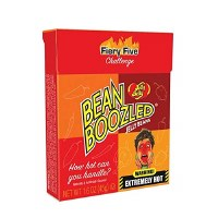 JELLY BELLY BEANBOOZLED FIERY FIVE BOX