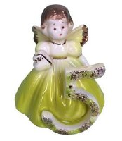 JOSEF BIRTHDAY GIRLS 5 YEAR OLD FIGURINE