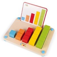 JANOD HOW TO COUNT WOODEN TOY