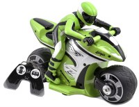 KID GALAXY R/C KAWASAKI NINJA GREEN