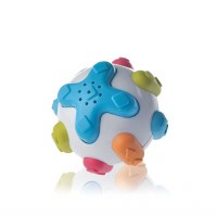 KIDSME SOFT GRIP LISTEN & LEARN BALL