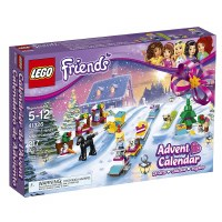 LEGO 2017 FRIENDS ADVENT CALENDAR